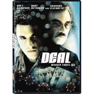 Deal On DVD With Charles Durning Mystery - EE670059