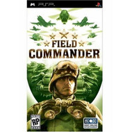 Field Commander Sony For PSP UMD With Manual and Case - EE670101