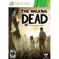 The Walking Dead For Xbox 360 With Manual and Case - EE670111