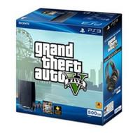 Sony PlayStation 3 Gaming Console 500GB Grand Theft Auto V - ZZ670282