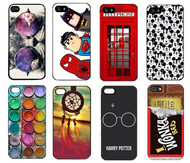 Random Lot Of Five 5X Cell Phone Cases - ZZ670335