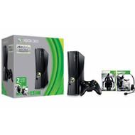 Microsoft Xbox 360 S 250GB Console Darksiders 2 Batman Bundle - ZZ670375