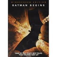 Batman Begins/widescreen On DVD - EE670393