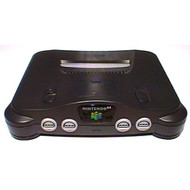 N64 Nintendo 64 System 4 Controllers Jumper Pak And Memory Card - ZZ670204