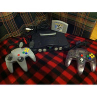 N64 System W/hookups And 2 Controllers - ZZ670201