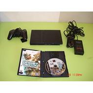 PlayStation 2 Console Slim Black - ZZ670228