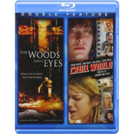 The Woods Have Eyes/cruel World Blu-Ray On Blu-Ray With Frank Adonis - EE670590