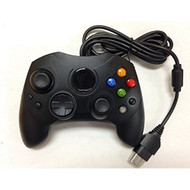 Gen Xbox S-Type Wired Game Pad Controller Black - ZZ670704