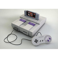 Super NES Mario Set Bundle SNES - ZZ670708