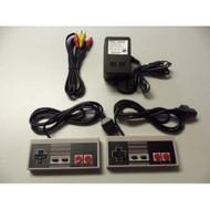 Nintendo NES Controllers AV Cable Power Adapter Bundle - ZZ670709