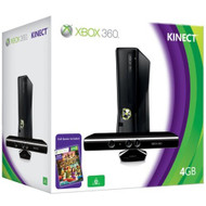Microsoft Xbox 360 4GB Kinect Bundle - ZZ670913