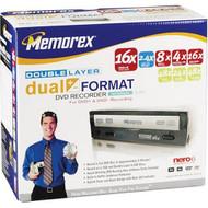 Memorex Internal 16X Dual-Layer DVD+/-RW Drive Model 32023282 - EE671120