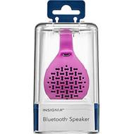 Insignia Portable Bluetooth Speaker Hot Pink NS-CSPBT02-PK Wireless - EE671257