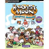 Harvest Moon Magical Melody Official Strategy Guide Bradygames - EE671263