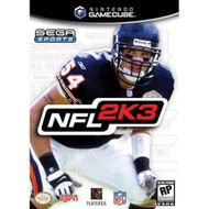 NFL 2K3 Football Ngc For GameCube With Manual and Case - EE671321
