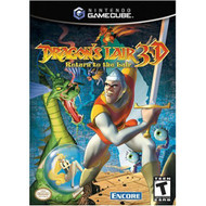 Dragon's Lair 3D: Return To The Lair For GameCube With Manual and Case - EE671324