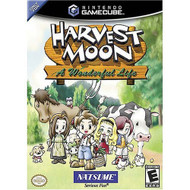Harvest Moon: A Wonderful Life For GameCube Strategy With Manual and - EE671327