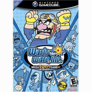 Wario Ware Inc Mega Party Games! For GameCube With Manual and Case - EE671329