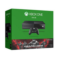 Xbox One 500GB Console Gears Of War: Ultimate Edition Bundle - ZZ671464