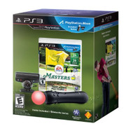 Tiger Woods Masters 12 Move Bundle For PlayStation 3 - ZZ671468