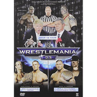 WWE: Wrestlemania 23 On DVD With The Undertaker - EE671554