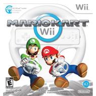 Mario Kart Wii With Wii Wheel - ZZ671591