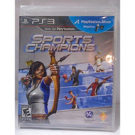 PS3 PlayStation 3 Sports Champions With Manual and Case - ZZ671613