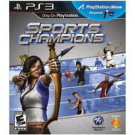 Sports Champions PlayStation 3 With Manual And Case - ZZ671612