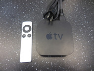 Apple TV With Remote Black - ZZ671623
