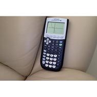 Texas Instrument TI-84 Plus Graphing Calculator - ZZ671625