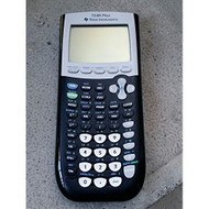 Texas Instruments TI-84 Plus Graphics Calculator Black - ZZ671627