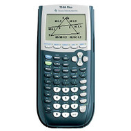 Texas Instruments Ti 84 Plus Graphing Calculator - ZZ671630