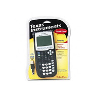 Lot Of 2 Texas Instruments TI-84PLUS Programmable Graphing Calculator - ZZ671632