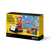 Super Mario Maker Console Deluxe Set Nintendo Wii U - ZZ671678