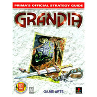 Grandia Prima's Official Strategy Guide - EE671707