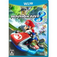 Nintendo Mario Kart 8 With Manual and Case - ZZ671725