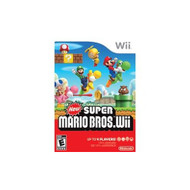 Nintendo Wii New Super Mario Bros With Manual and Case - ZZ671770