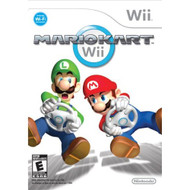 Mario Kart Wii With Manual And Case - ZZ671771