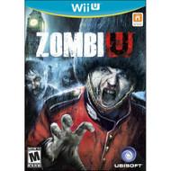 Zombiu Zombie U Zombi Nintendo Wii U With Case - ZZ671889