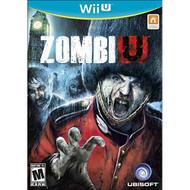 Nintendo Wii U Game Zombi U Zombiu Zomibe With Manual And Case - ZZ671890