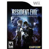 Resident Evil: The Darkside Chronicles For Wii Shooter - EE671907