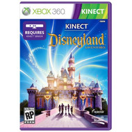 Kinect Disneyland Xbox 360 With Manual And Case - ZZ672002