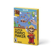 Super Mario Maker Nintendo Wii U With Case - ZZ672107