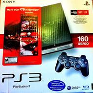 PS3 Slim 160 GB God Of War Collection 1-3 Edition Killzone 2 - ZZ672110