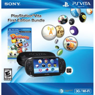 PlayStation Vita First Edition Bundle - ZZ672249