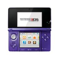 Nintendo 3DS Midnight Purple Nintendo 3DS - ZZ672257