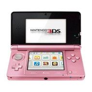3DS Hardware Pink System - ZZ672260