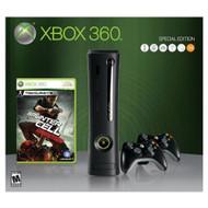 Xbox 360 250GB Elite Splinter Cell Conviction Bundle - ZZ672317