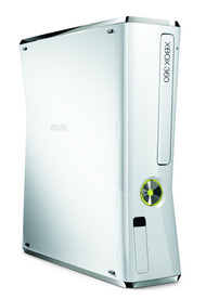 Xbox 360 S 4GB Glossy White Special Edition - ZZ672320