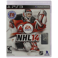 NHL 14 For PlayStation 3 PS3 Hockey With Manual And Case - EE672334